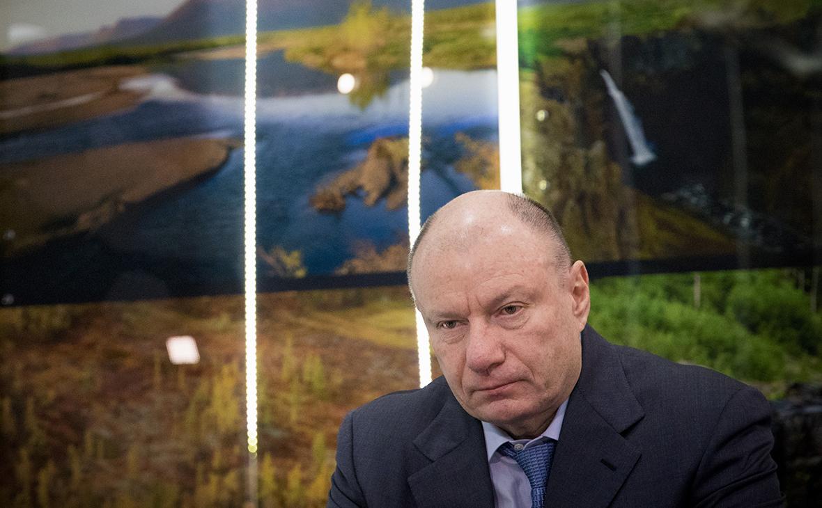 Потанин после утечки топлива в Норильске за день потерял $1,4 млрд