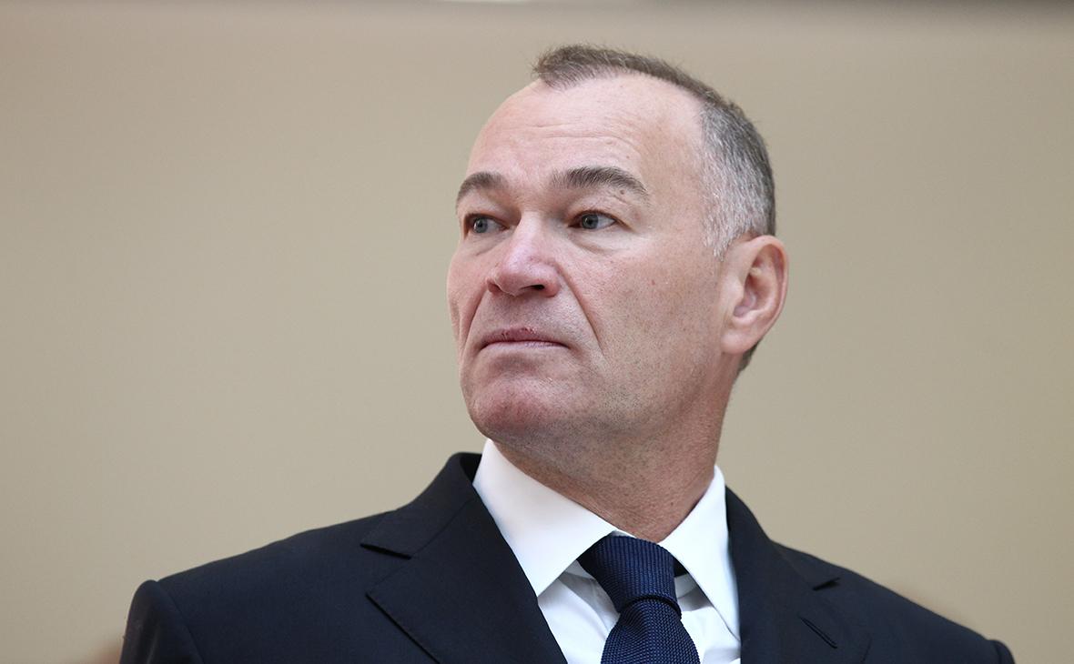 Шереметьево заявило о выходе Пономаренко из проекта «дворца» в Геленджике