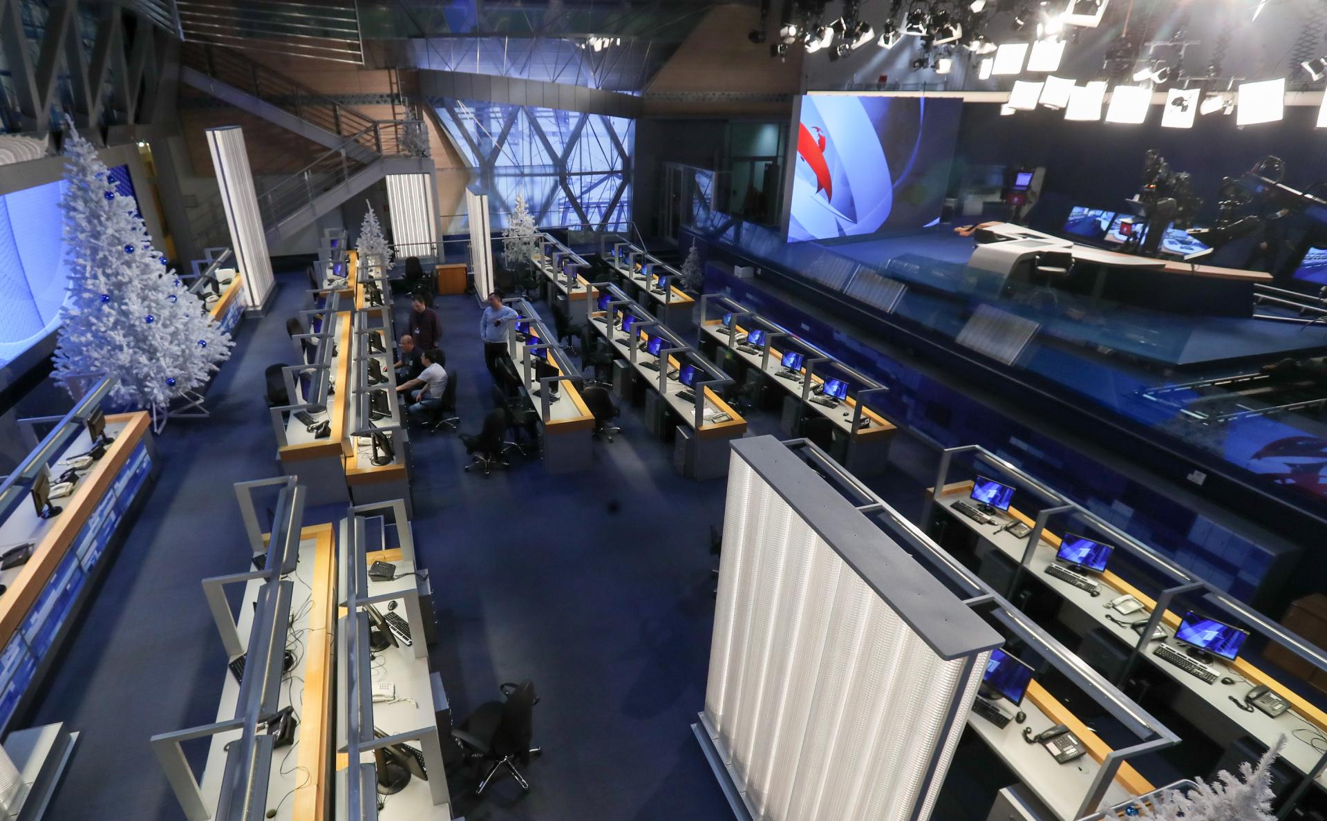 ВТБ вернется в число акционеров «Первого канала»