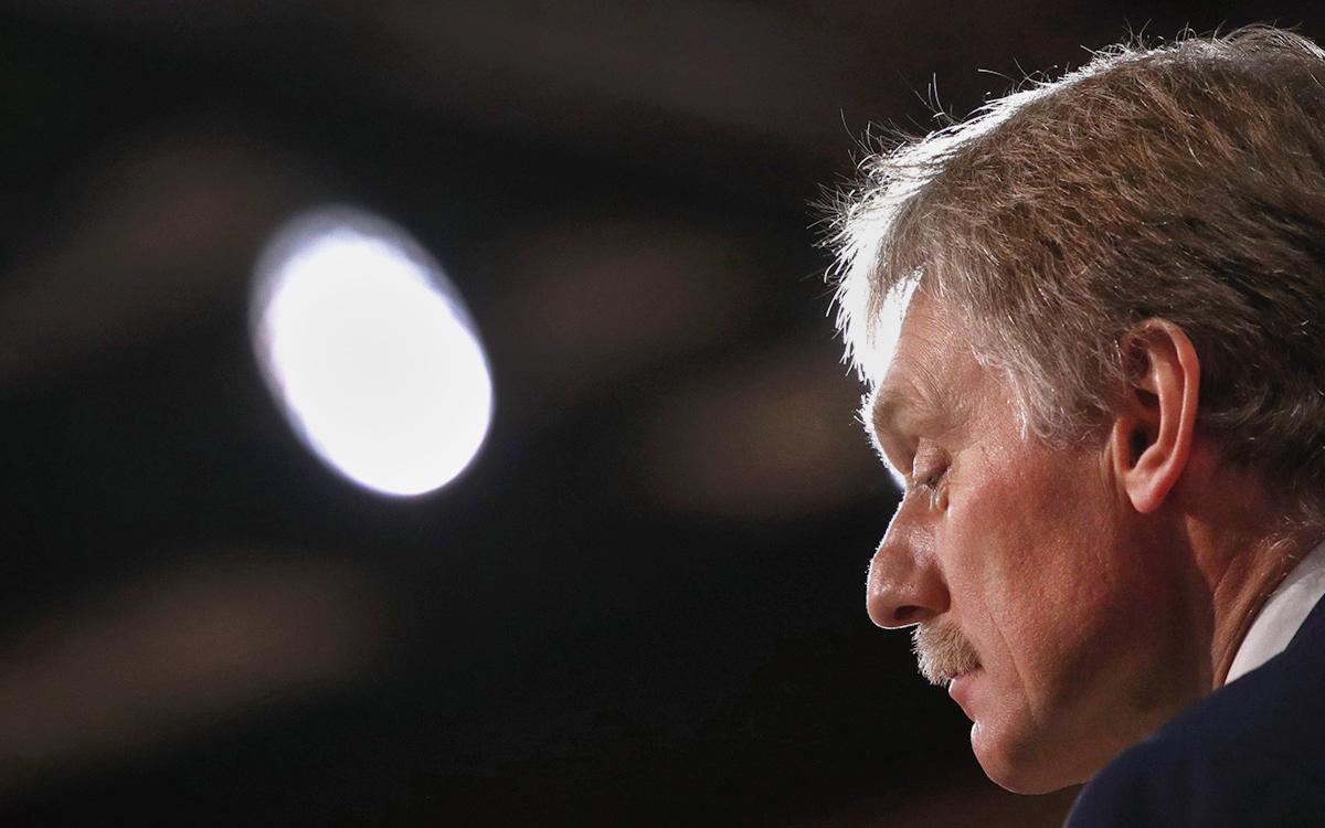Песков выразил сожаление из-за заявлений Запада о российской угрозе