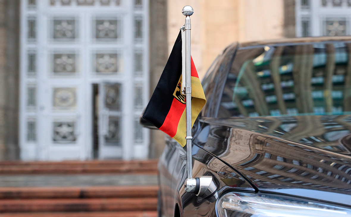МИД сообщил о запрете на въезд для руководства силовых ведомств ФРГ