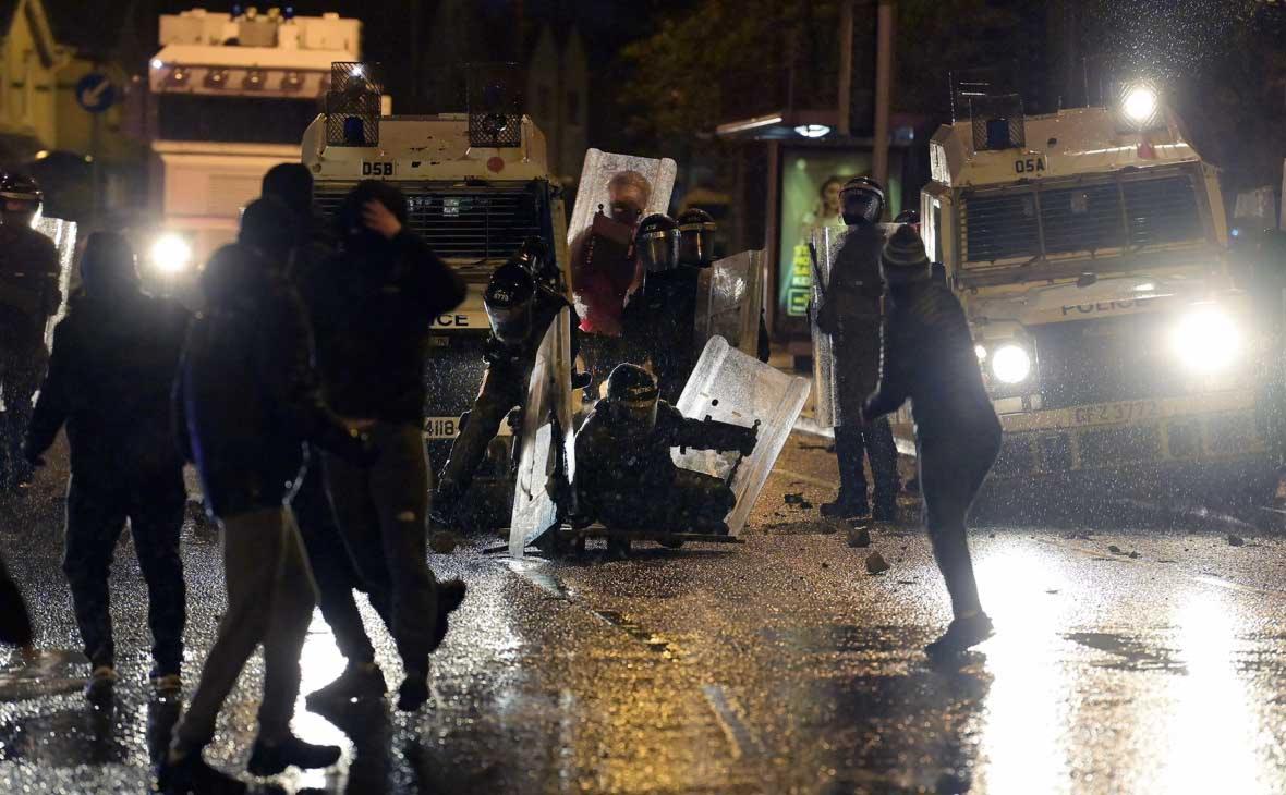 СМИ сообщили об отправке в Северную Ирландию бойцов спецназа