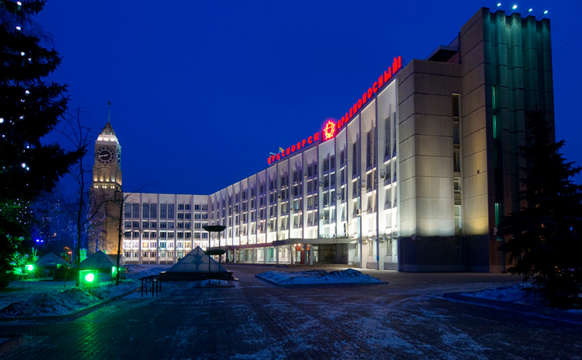 Силовики пришли с проверкой в мэрию Красноярска