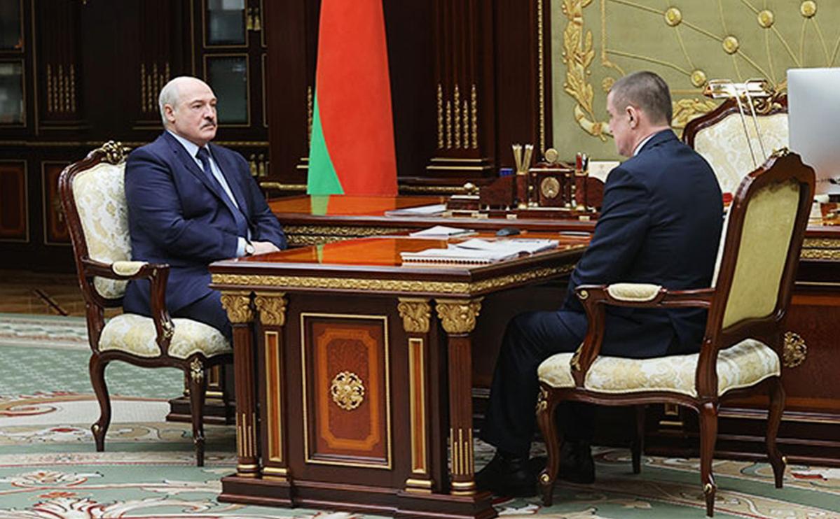 Лукашенко исключил возможность Белоруссии «рухнуть на колени»
