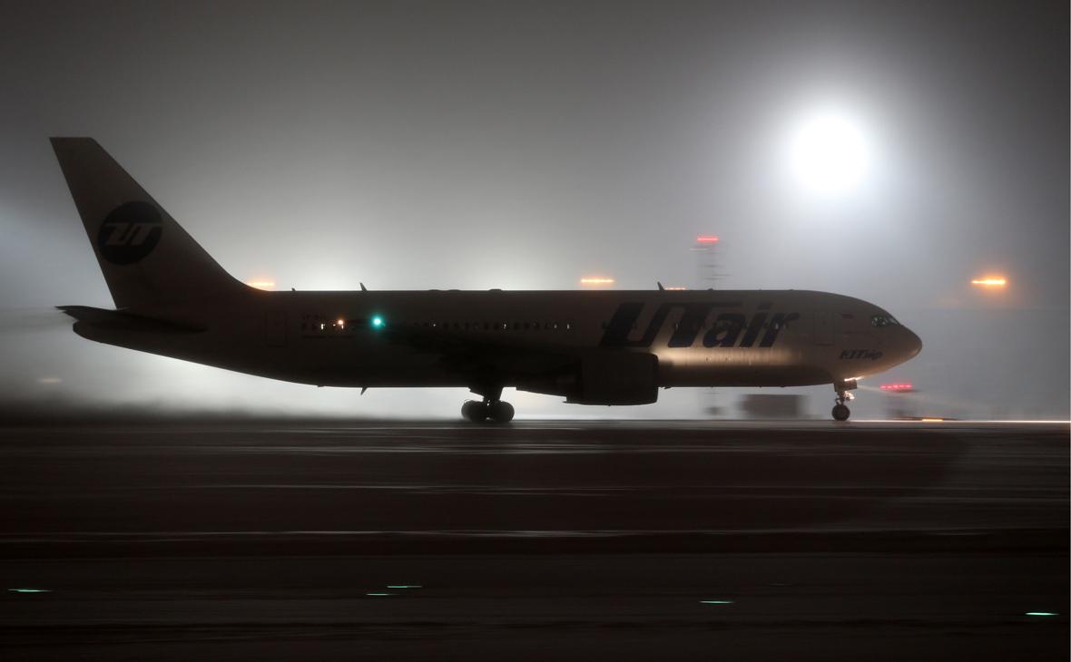 Летевший в Уфу самолет сел в Сургуте из-за неисправности