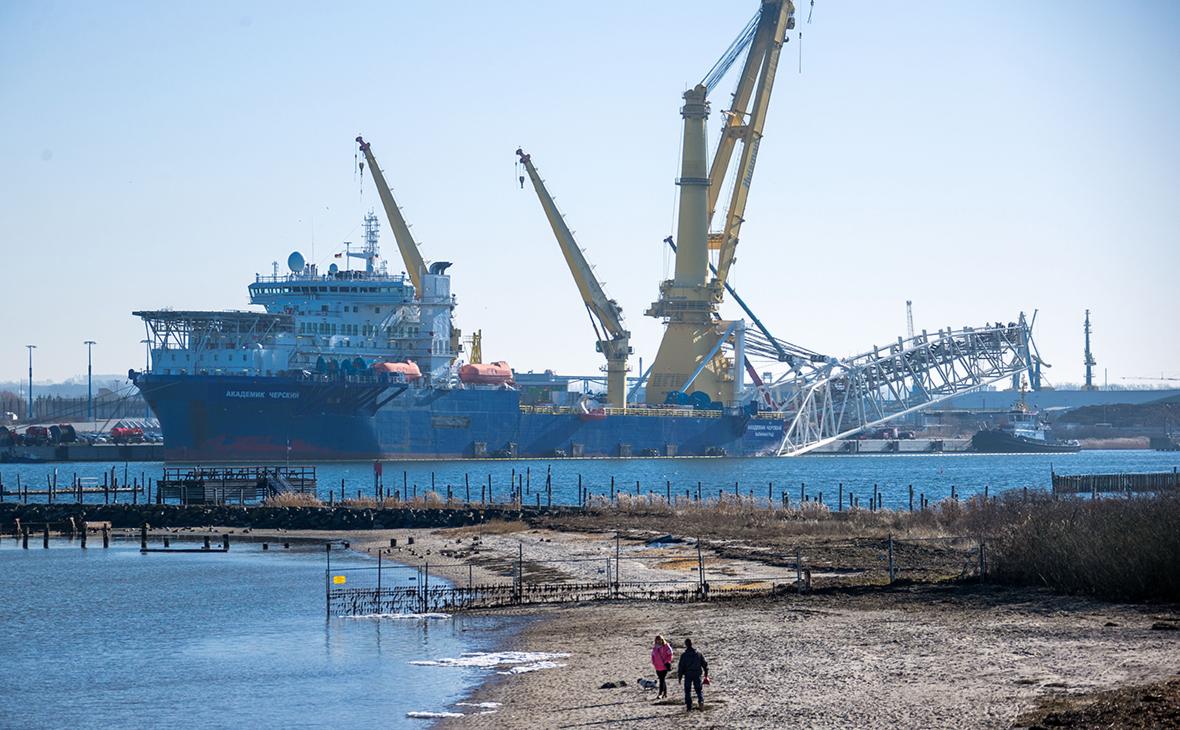 Блинкен потребовал прекратить строительство «Северного потока-2»