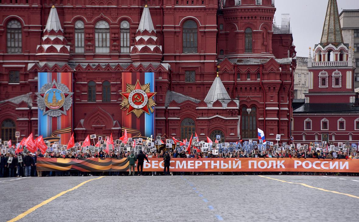 В Москве приготовились снять ограничения на массовые мероприятия до 9 мая