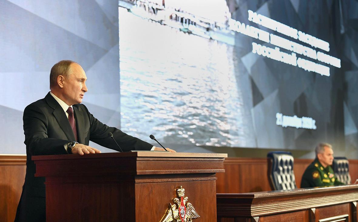Путин отметил риски обострения ситуации в Закавказье и на Ближнем Востоке