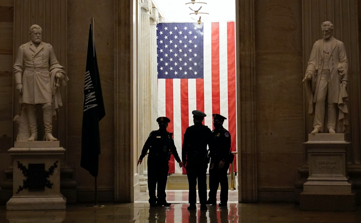 Палата представителей США приняла законопроект о реформе полиции