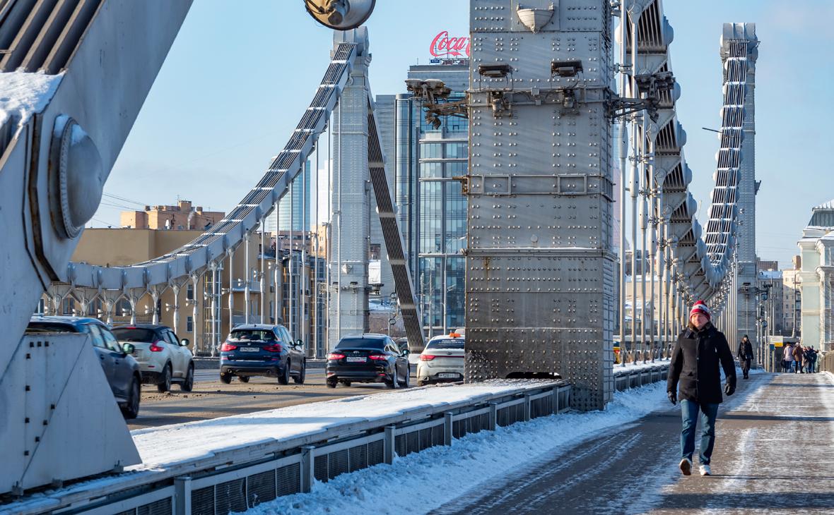 Синоптики предупредили москвичей о приближении «барической пилы»