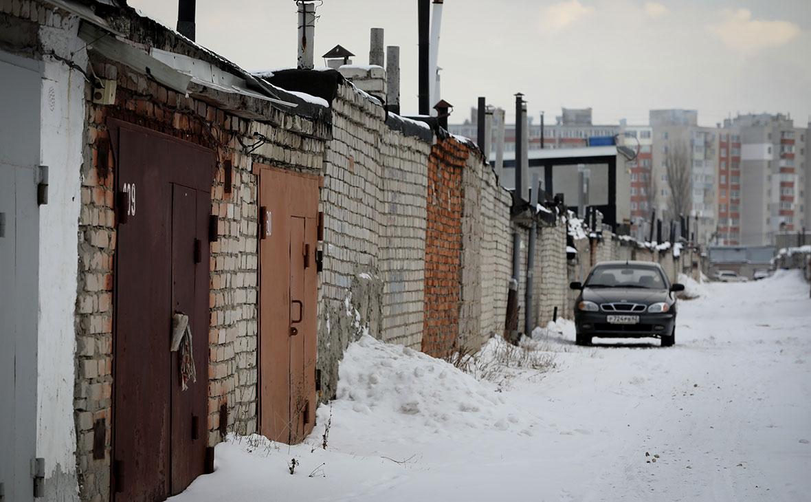 В Думу внесли законопроект о гаражной амнистии