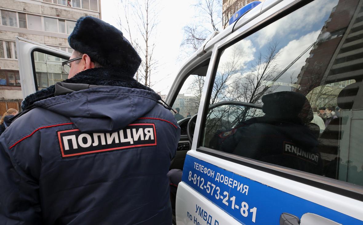 В Петербурге прошли обыски из-за перекрытия дорог на акции 23 января
