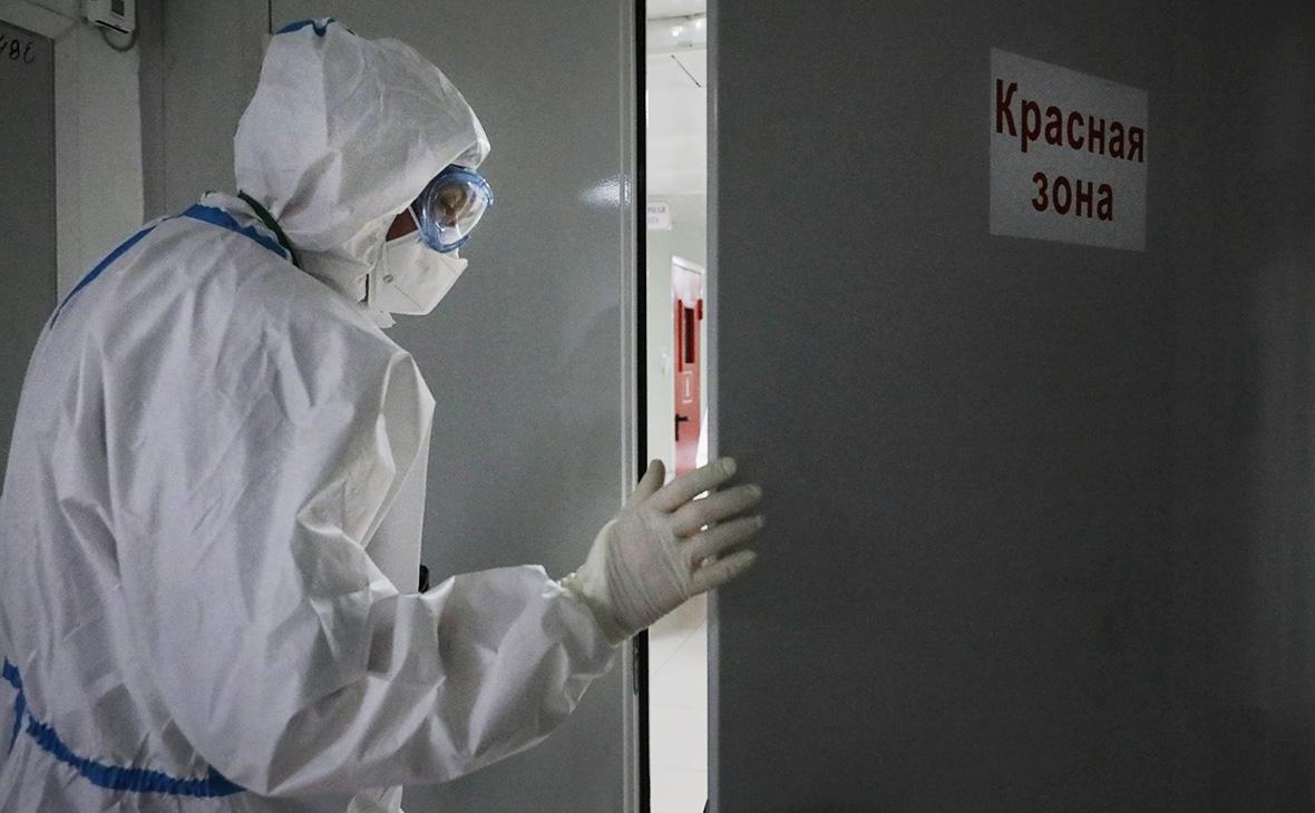 За сутки в России выявили 508 смертей от коронавируса