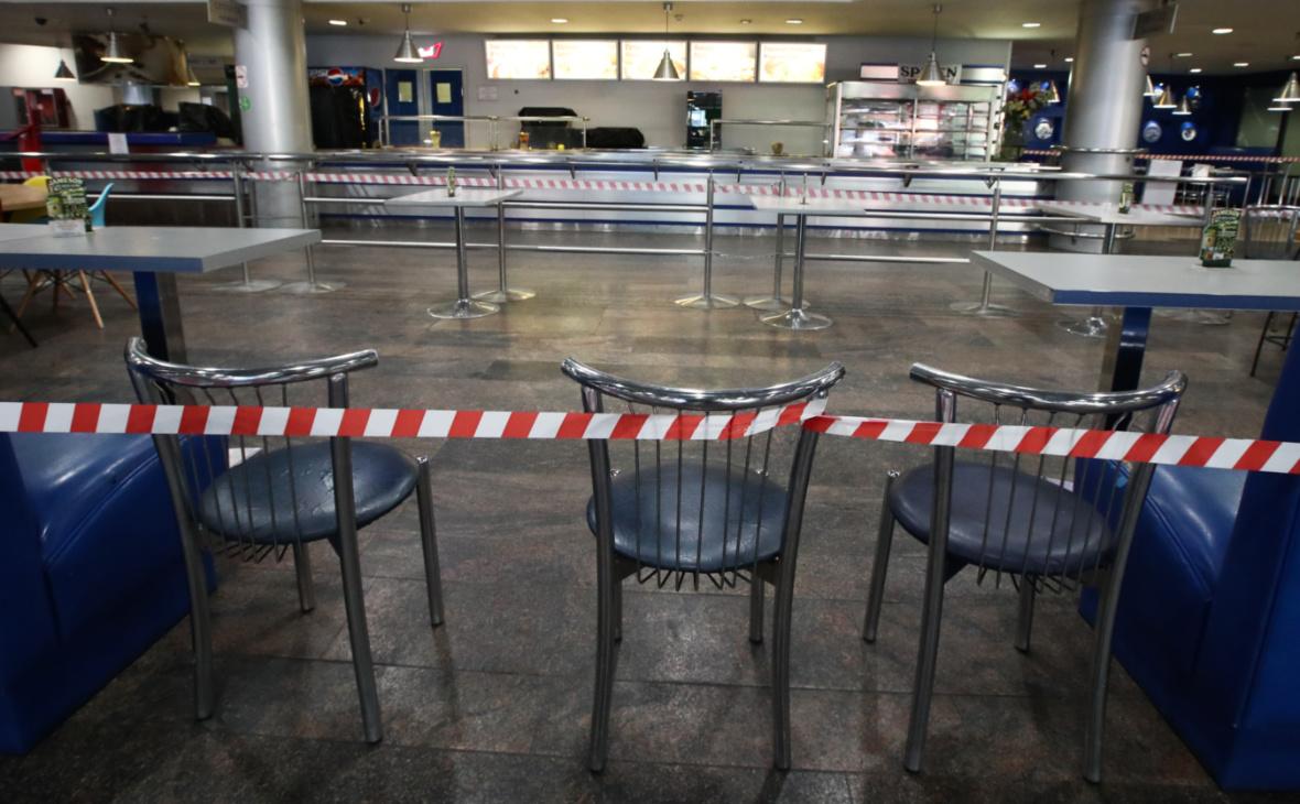 В центре Москвы за год закрылись более 200 ресторанов и кафе