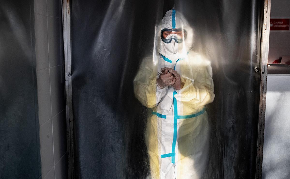 В России за сутки от коронавируса умерли 456 человек