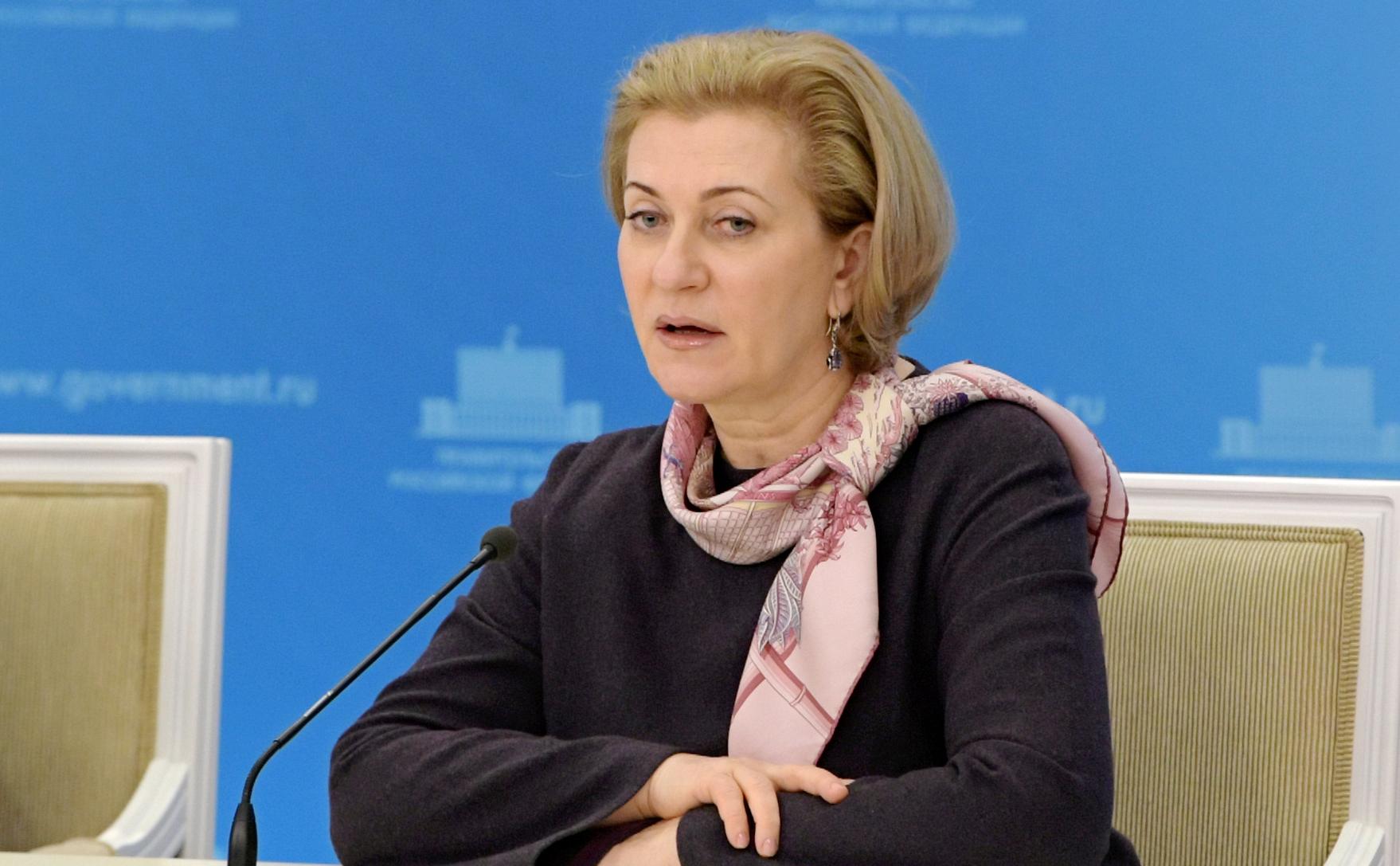Попова исключила риск для перенесших COVID заразиться британским штаммом