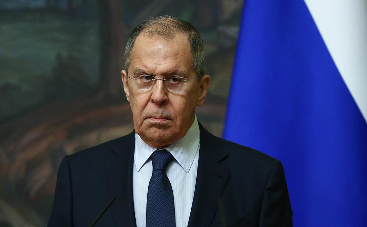 Лавров заявил о согласовании ФРГ допуска Навального к данным о Путине