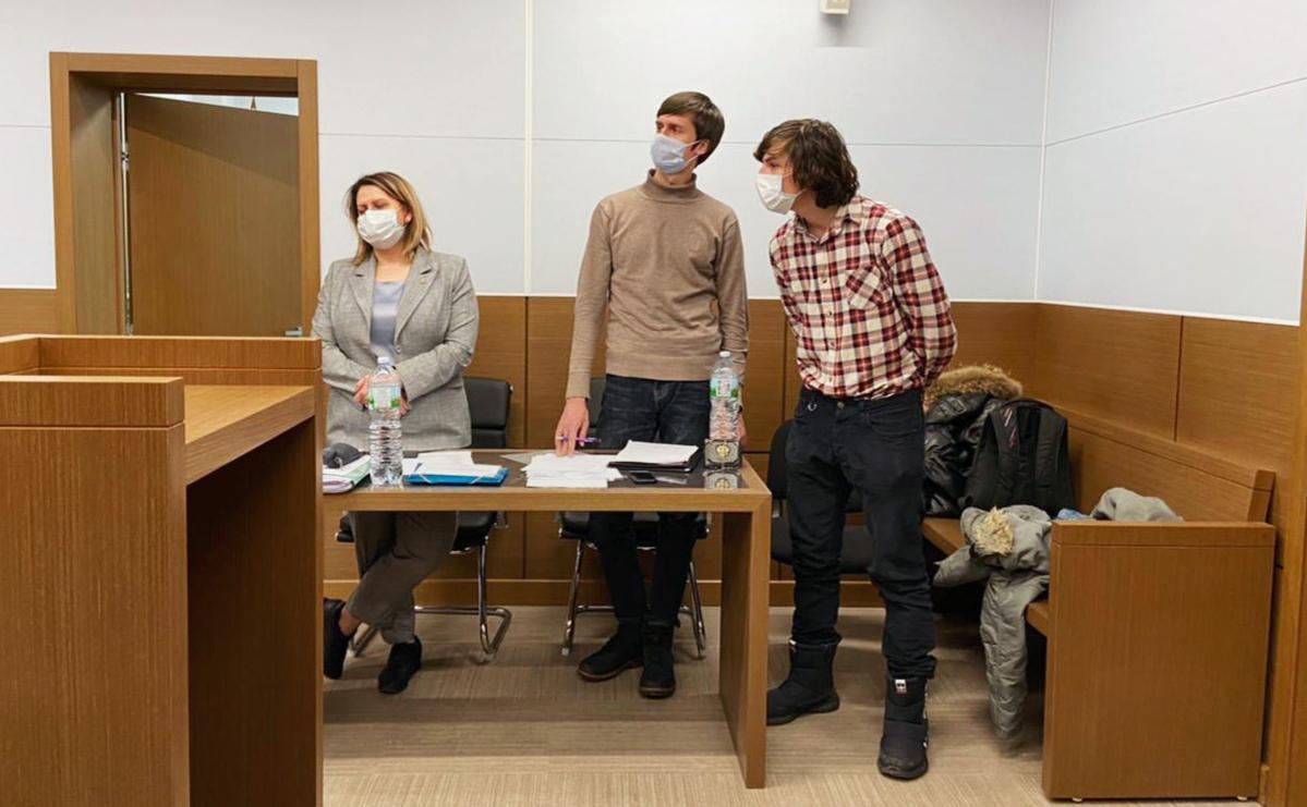 В Москве за участие в митинге арестовали гражданина Франции