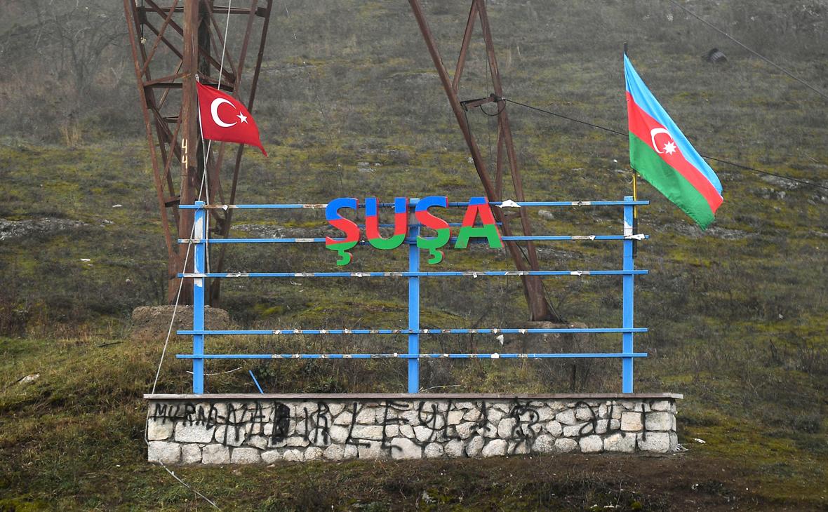 Алиев объявил город Шуша культурной столицей Азербайджана