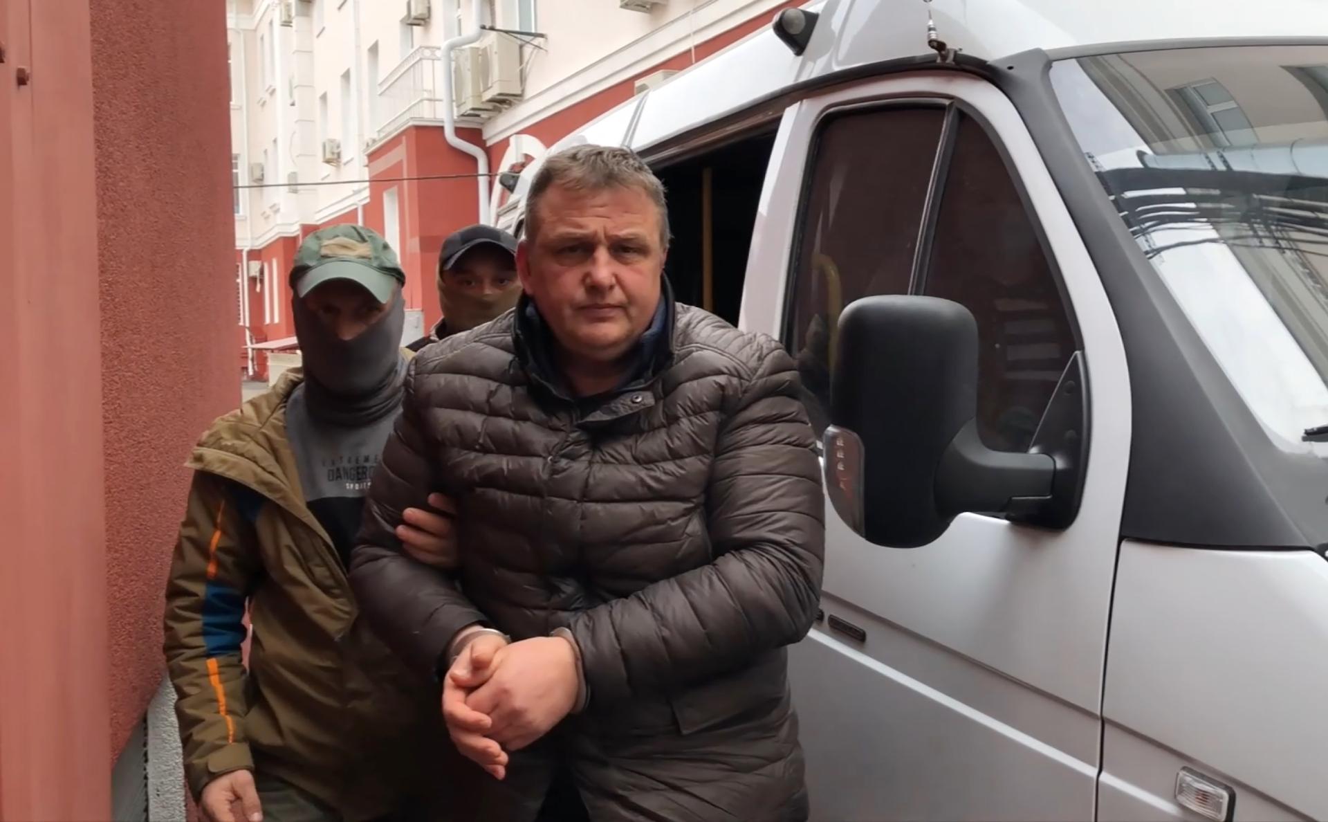 На Украине завели дело против ФСБ после задержания в Крыму «шпиона»