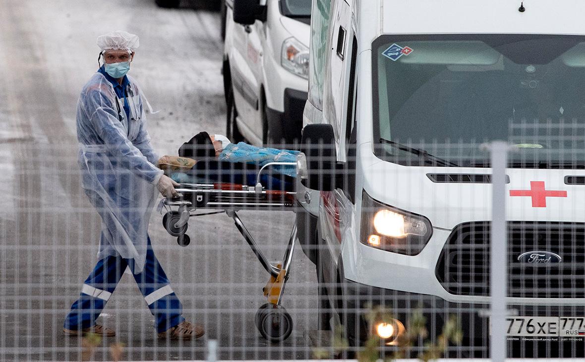 В России за сутки коронавирусом заразились 27,3 тыс. человек