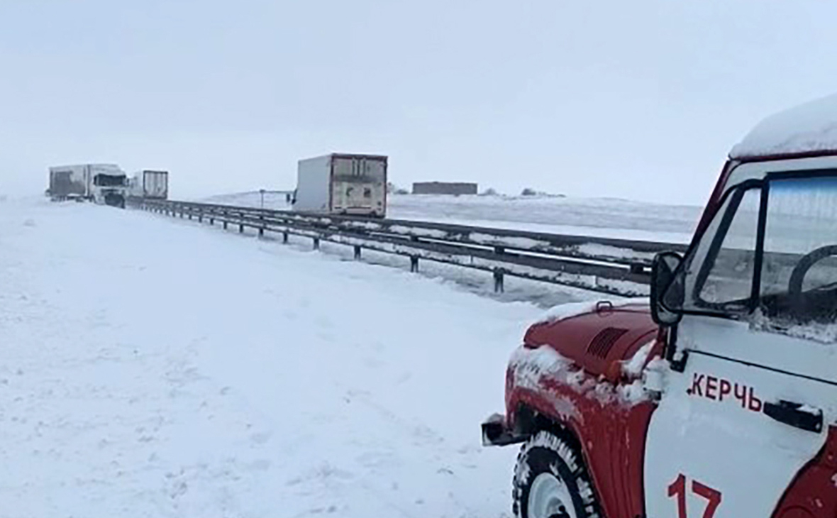 Власти Крыма оценили сроки возобновления движения по трассе «Таврида»