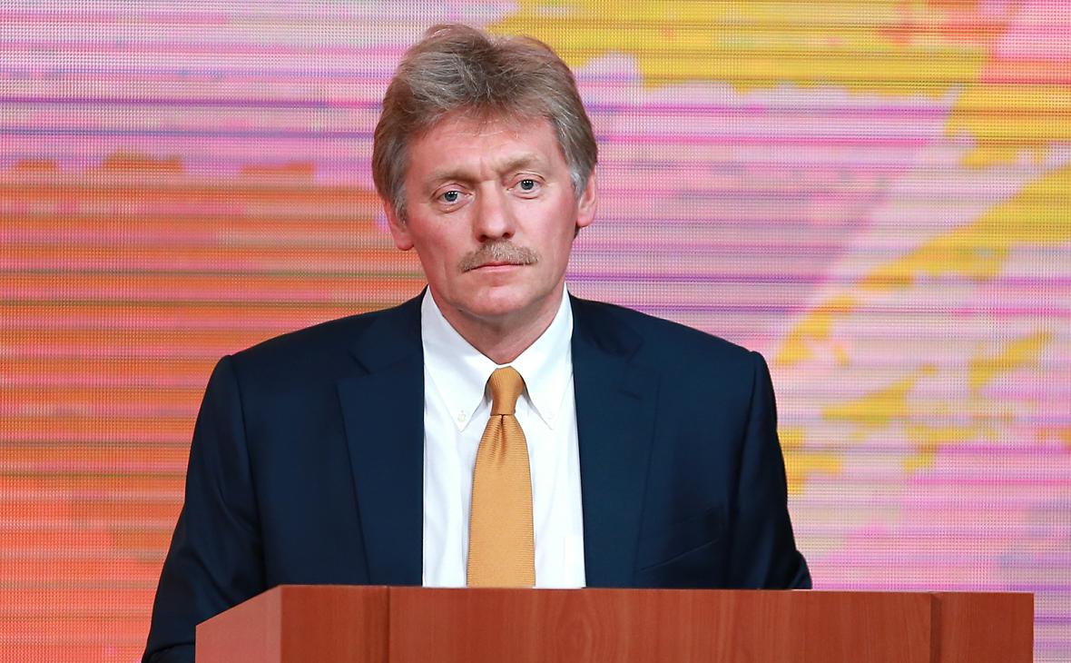 Песков опроверг присутствие Медведева на обеде Путина и Лукашенко