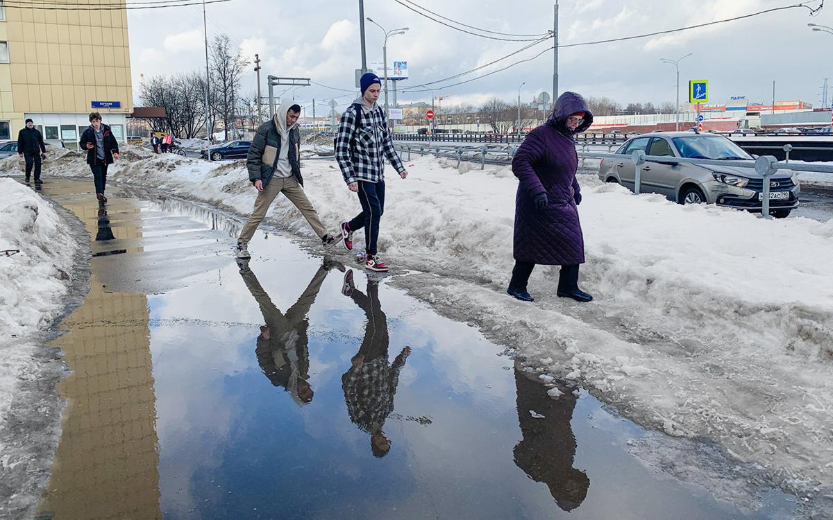 Эксперты оценили влияние глобального потепления на климат в Москве