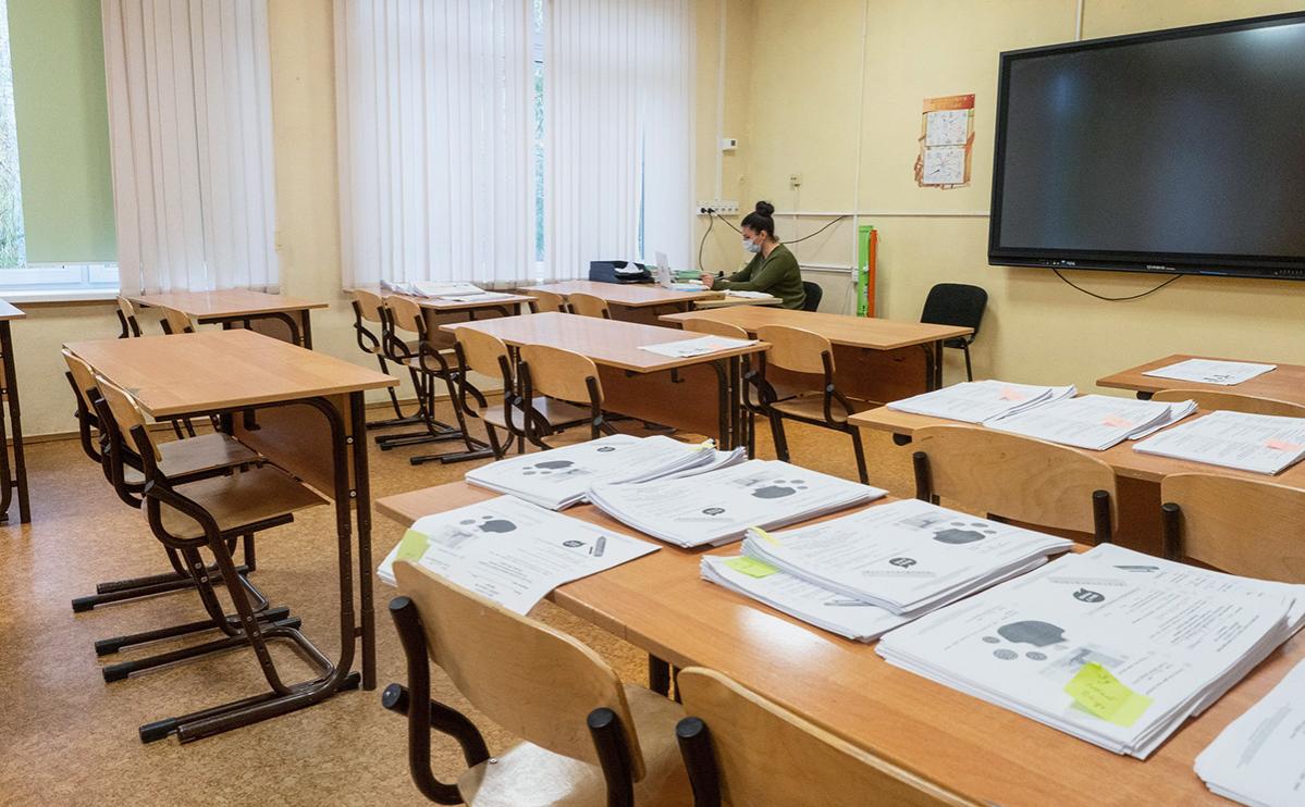 Школы и детсады Подмосковья будут работать в очном режиме после каникул