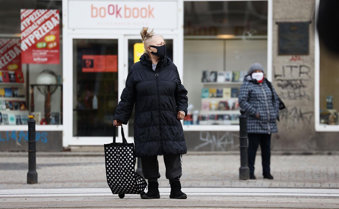 Польша введет локдаун из-за британского штамма вируса