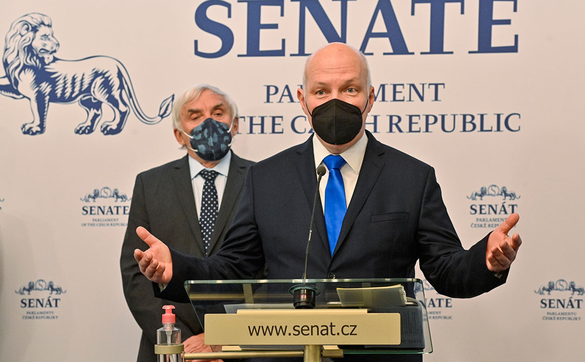 Сенат Чехии рассмотрит вопрос об импичменте президенту страны Земану