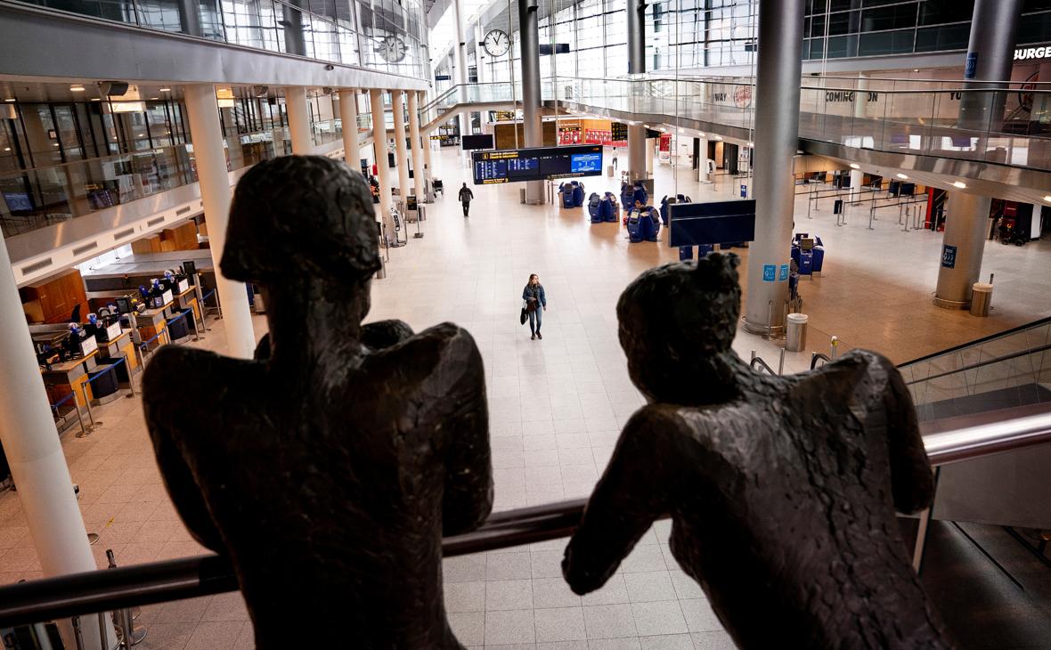 В Дании выявили мутировавший штамм коронавируса из ЮАР