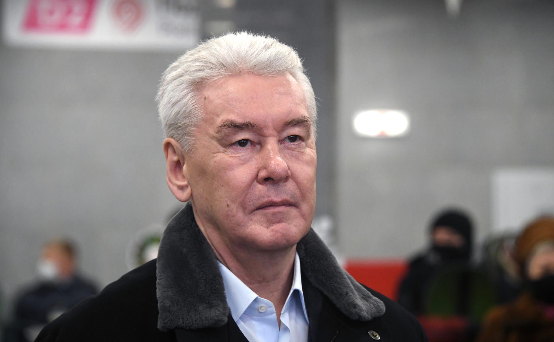 Собянин назвал Москву объектом «главного удара» пандемии