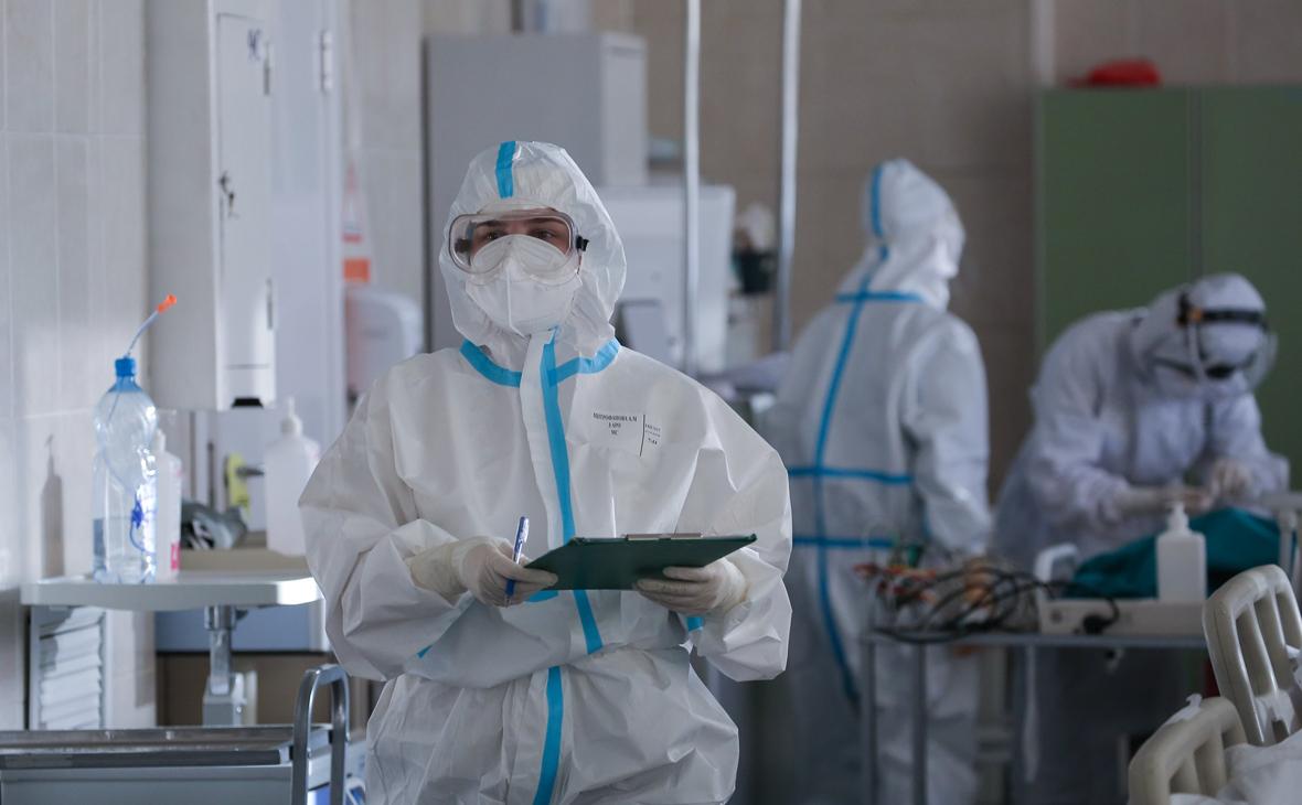 Путин оценил работу системы здравоохранения в период пандемии COVID-19