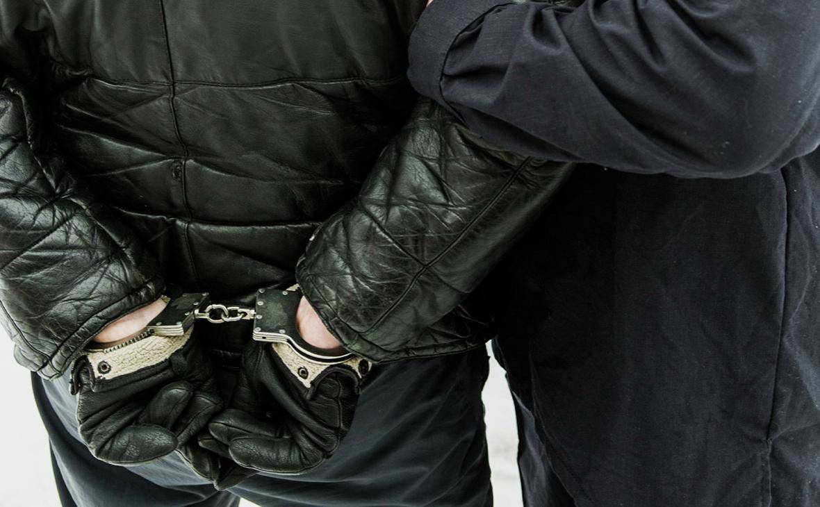 Замглавы отдела полиции в Москве арестовали по делу о краже вещдоков