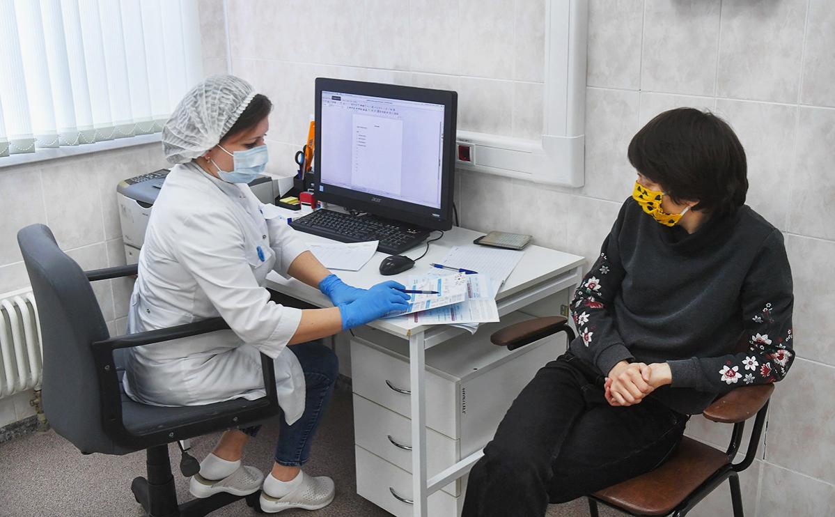 В России стартовала выдача паспортов вакцинированных