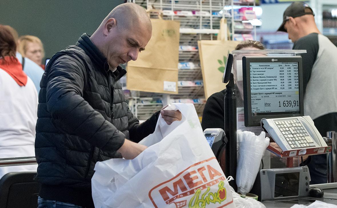 Минпромторг выступил против запрета пластиковых пакетов