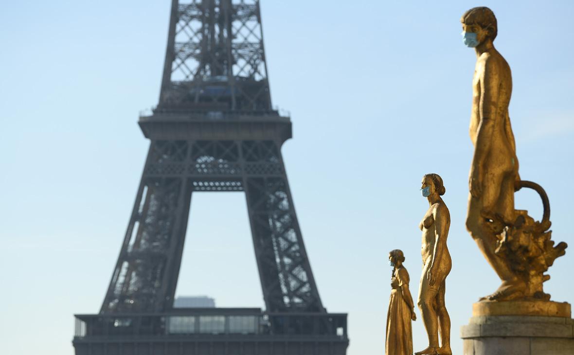 СМИ узнали о подготовке властей Франции к третьему локдауну
