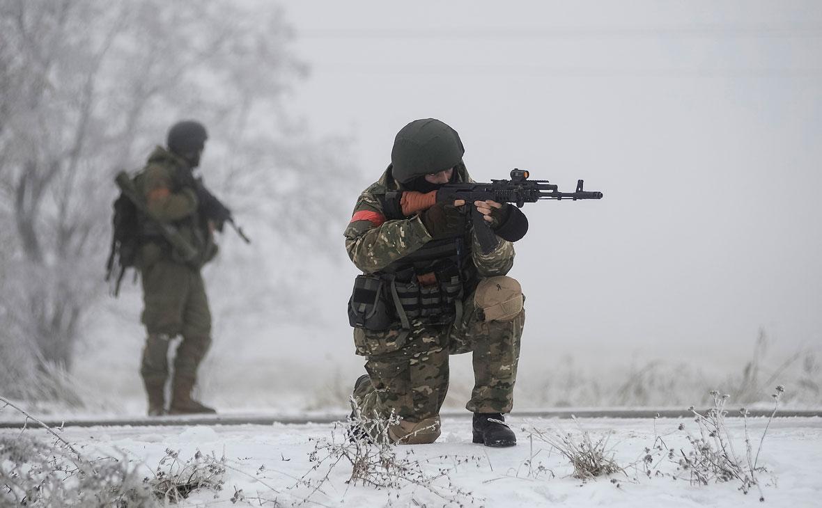 В ЛНР сообщили о ранении военного при обстреле украинскими войсками