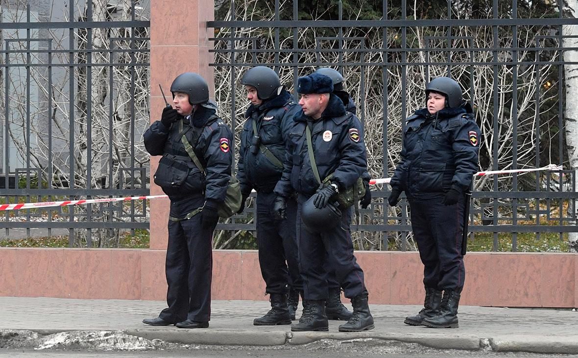 В Карачаево-Черкесии произошел взрыв у здания ФСБ