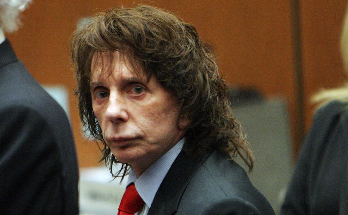 Умер работавший с The Beatles музыкальный продюсер Фил Спектор