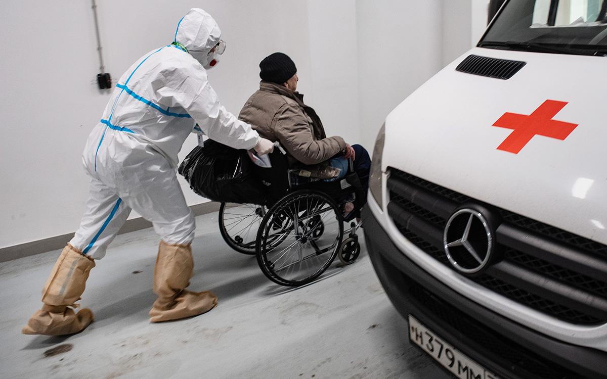 В России выявили минимум заболевших COVID-19 за сутки с начала октября