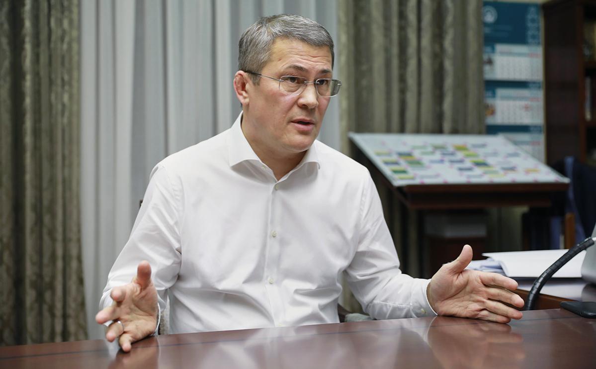 Глава Башкирии заявил о «провокациях» из-за объединения двух вузов