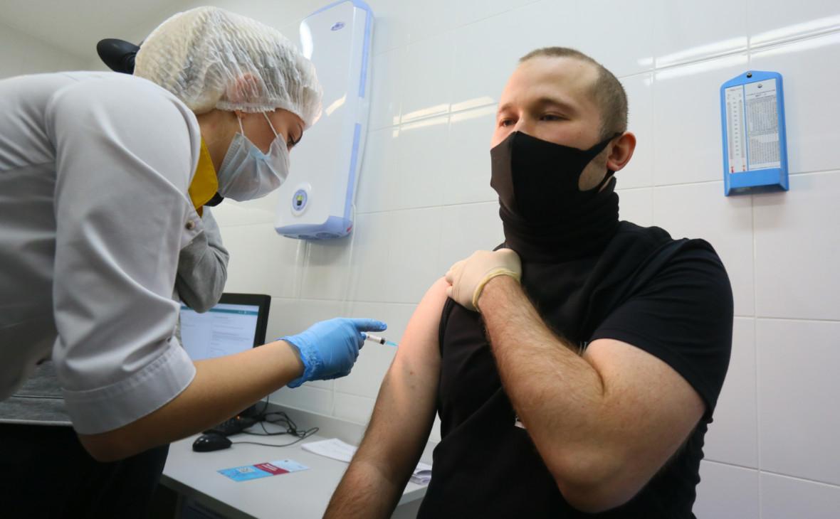 Собянин озвучил первые результаты начала вакцинации от коронавируса