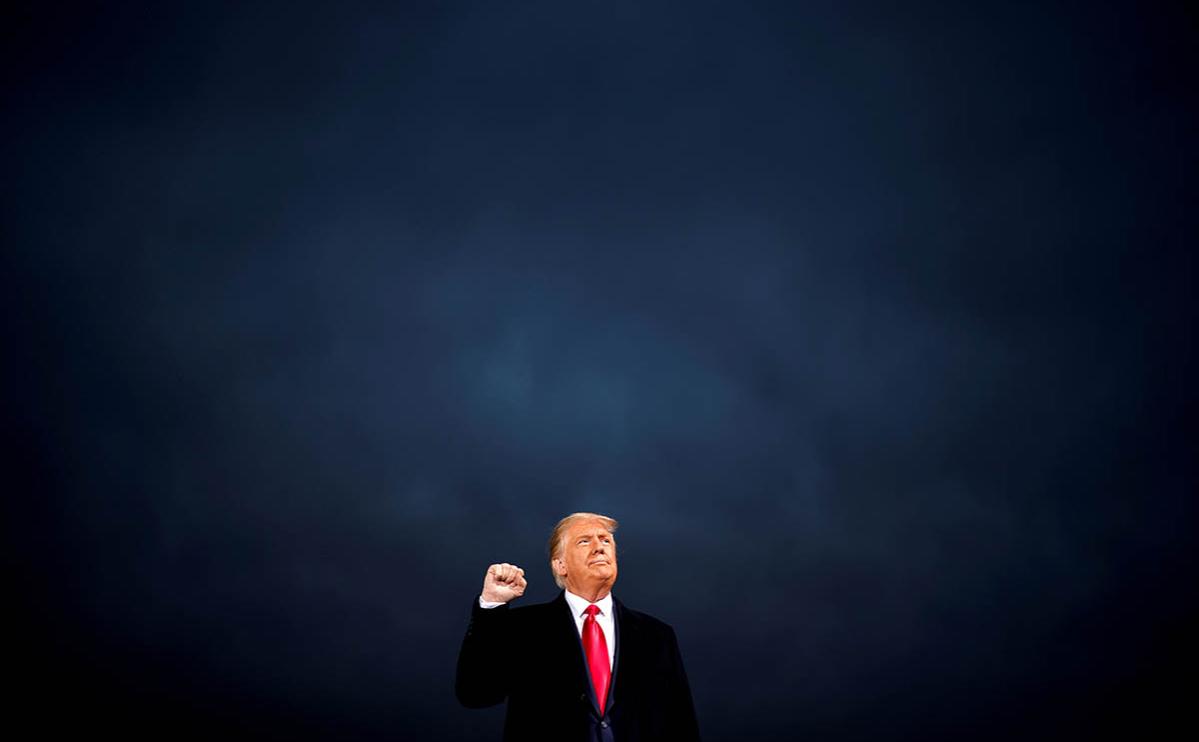 В США начнется рассмотрение исторического импичмента Трампа