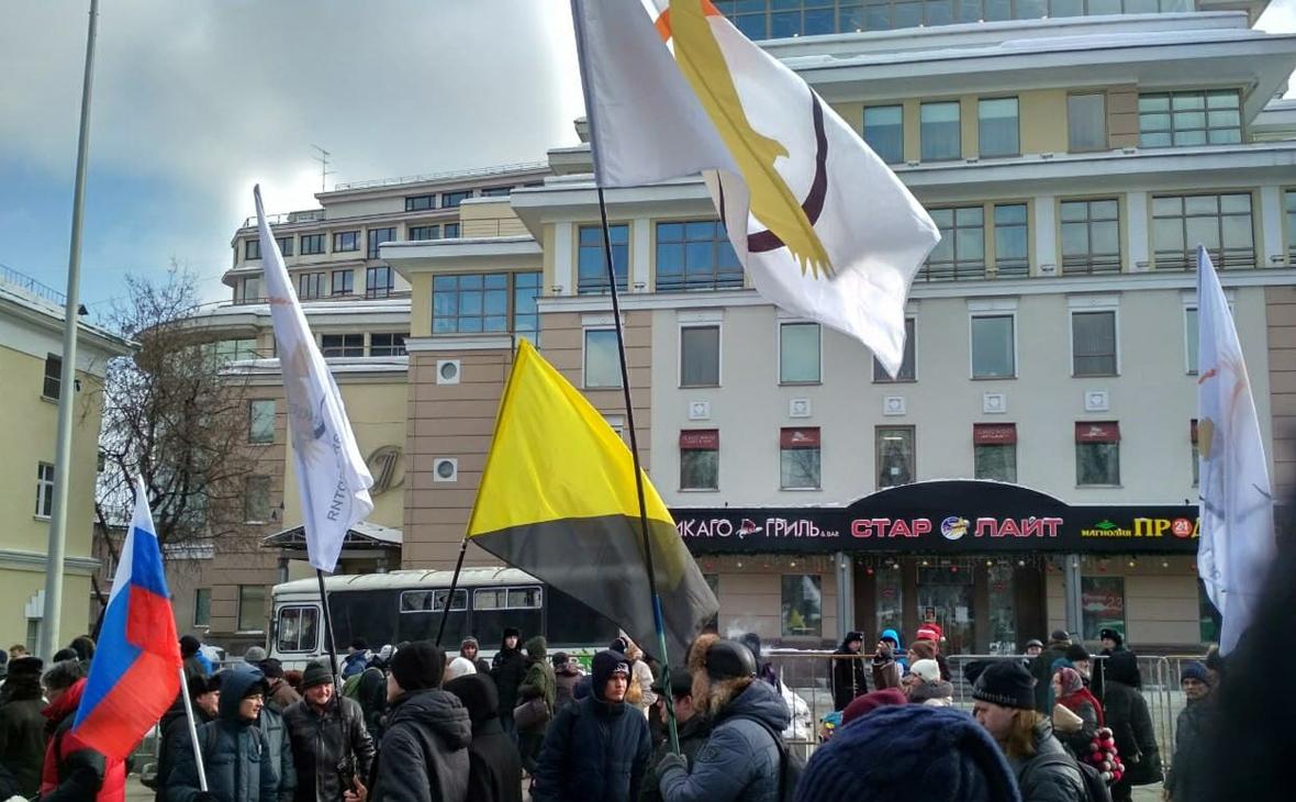 Власти не разрешили либертарианцам и КПРФ митинги в Москве 23 февраля