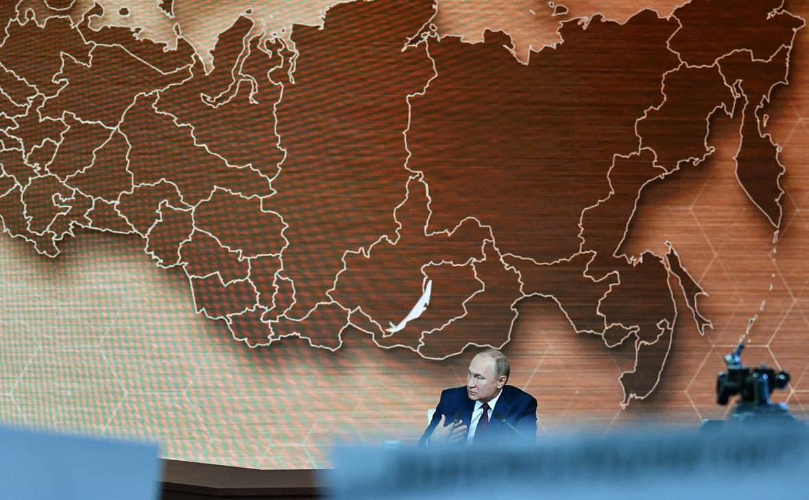 Кремль ответил на вопрос об основах «идеологии Путина»