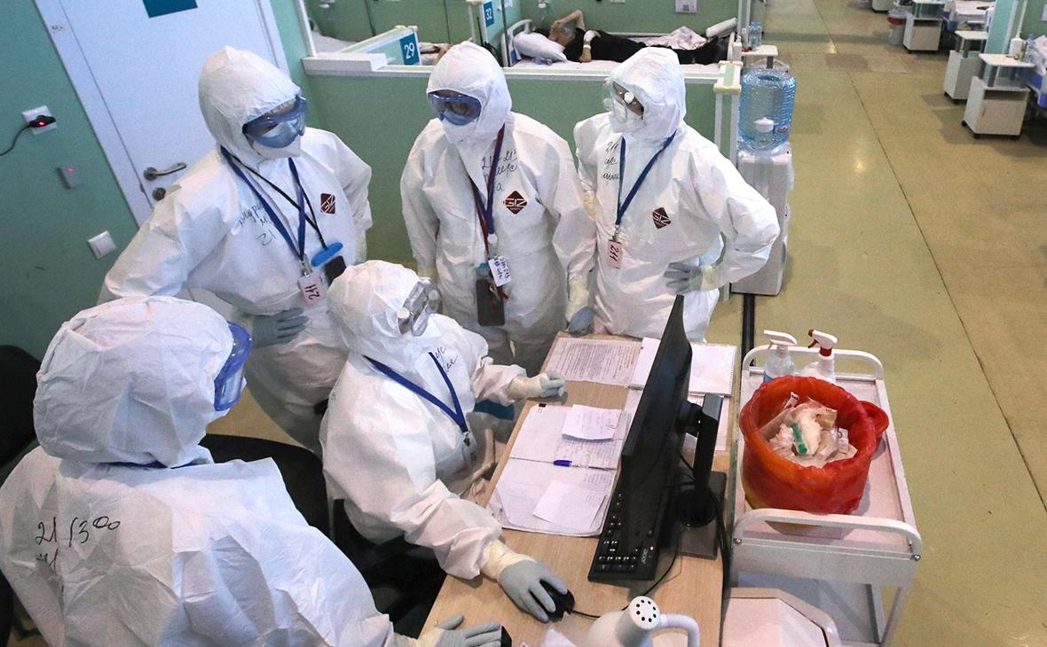 Москва отчиталась о падении в два раза смертности от COVID в феврале