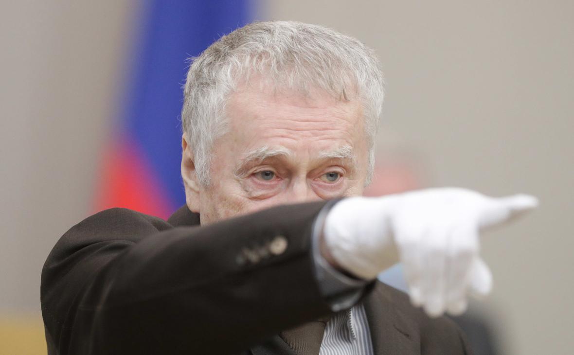 Жириновский перечислил потенциальных президентов России