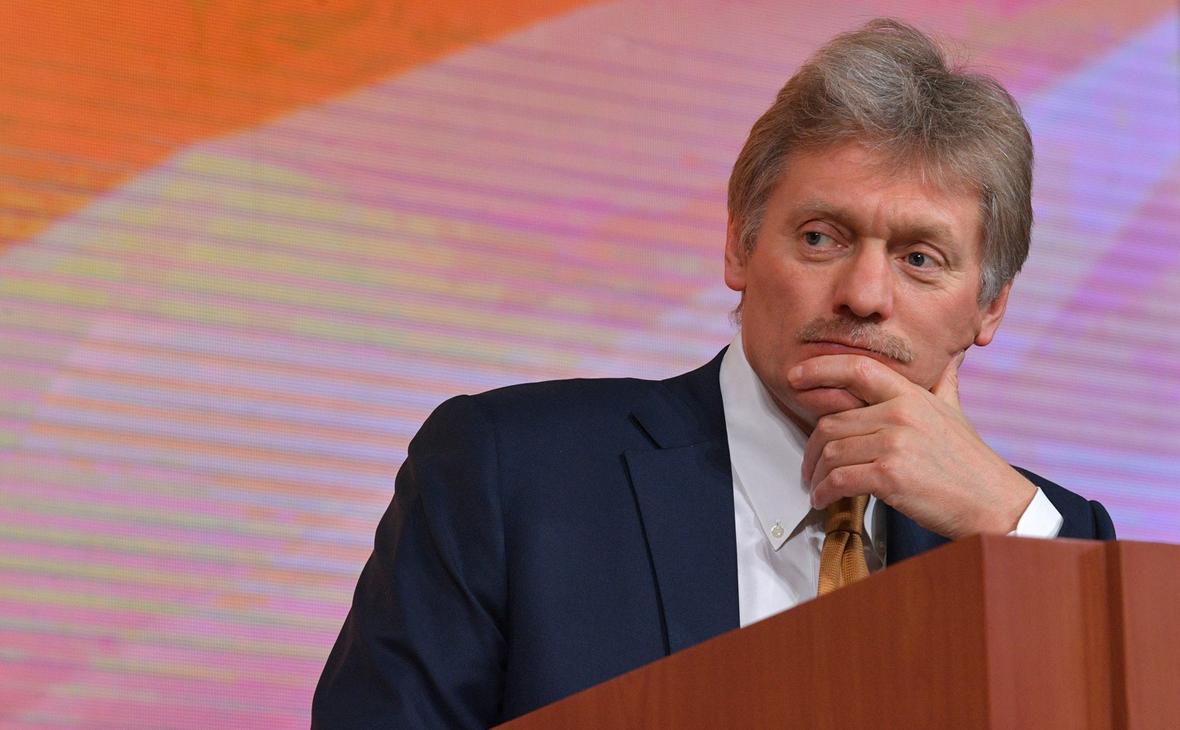 Песков сообщил о «сильно резанувших сердце» Путину словах Зеленского
